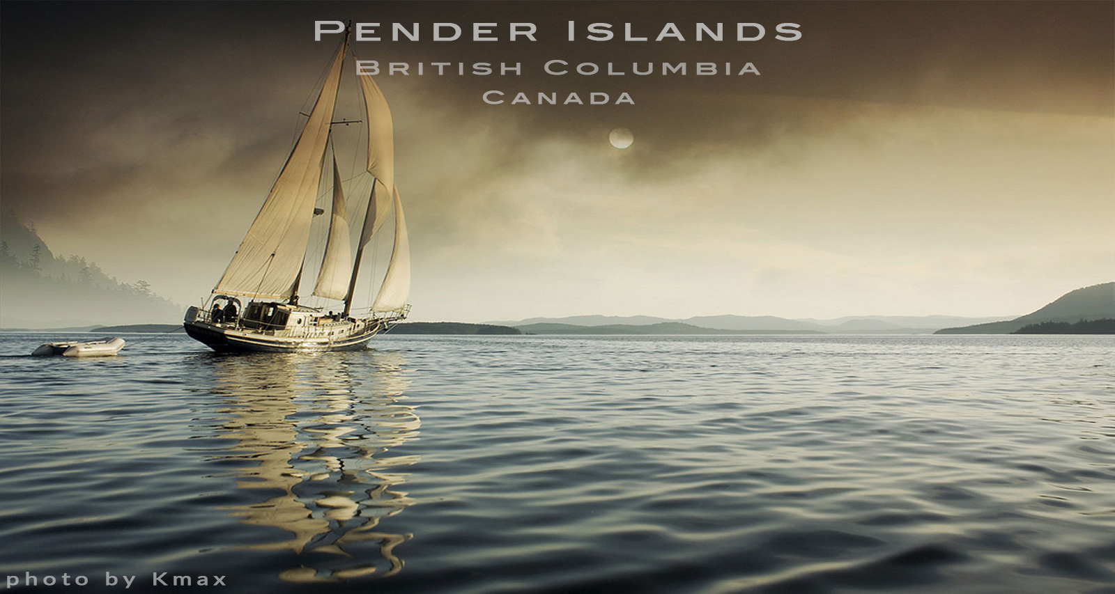 Pender Islands, BC, Canada
